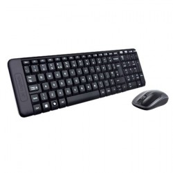 TECLADO LOGITECH WIRELESS...