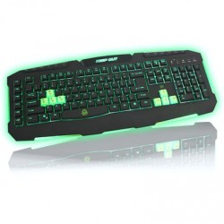 TECLADO GAMING KEEP OUT...